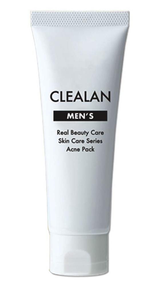 メンズクレアラン 薬用クレイ洗顔パック