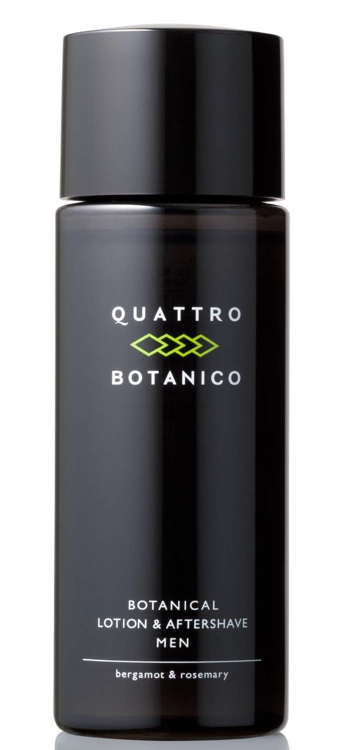 QUATTRO BOTANICO ボタニカルローション&アフターシェーブ